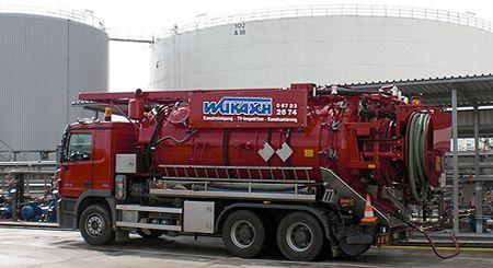 Wukasch GmbH in Oestrich-Winkel: Entsorgung